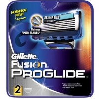 Сменные кассеты Gillette Fusion ProGlide (1шт)