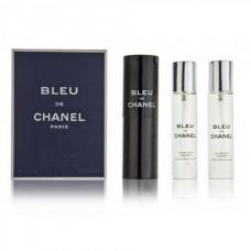 3x20ml Chanel Bleu de Chanel