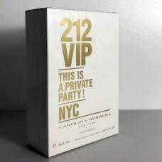 3x20ml Carolina Herrera 212 VIP