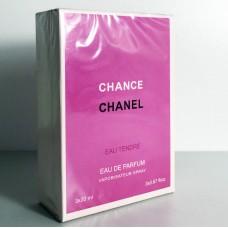 3x20ml Chanel Chance Eau Tendre
