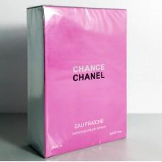 3x20ml Chanel Chance Eau Fraiche