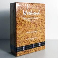 3x20ml Burberry Weekend for Women