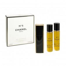 3x20ml Chanel № 5