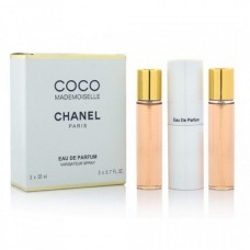 3x20ml CHANEL Coco Mademoiselle