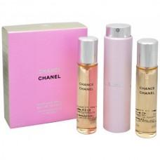 3x20ml Chanel Chance