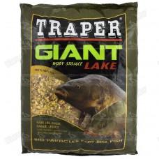 Прикормка Traper Giant Lake 2.5 кг (озеро)