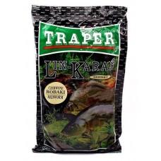Прикормка Traper Sekret Lin–Karaś Czerwone Robaki 1кг (линь-карась, красный червь)