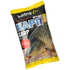 Прикормка Vabik Optima Carp Strawbarry