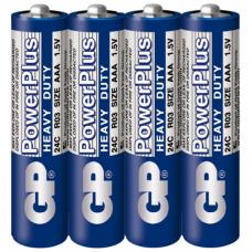 Элементы питания GP PowerPlus R03/24C ААА (1шт)
