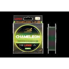 Леска монофильная LIDER CHAMELEON LINE 150м