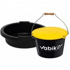 Комплект для прикормки Vabik PRO-13 (Ведро+Таз+Крышка)