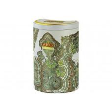 Чай Basilur молочный улун Белая луна 100 г ж/б