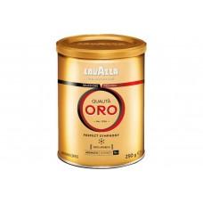 Кофе молотый Lavazza Qualita Oro 250 г в жестяной банке