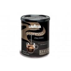 Кофе молотый Lavazza Caffe Espresso 250 г в жестяной банке