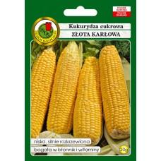 Кукуруза Золотая карликовая 20г